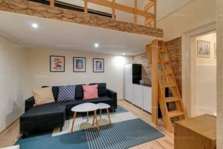 Budapesti lakás kiadó, 25 négyzetméteres, 1 szobás