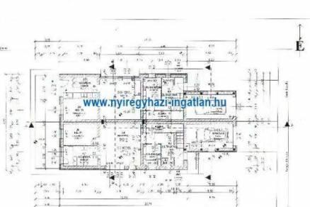 Új Építésű eladó ikerház Nyíregyháza, 4 szobás