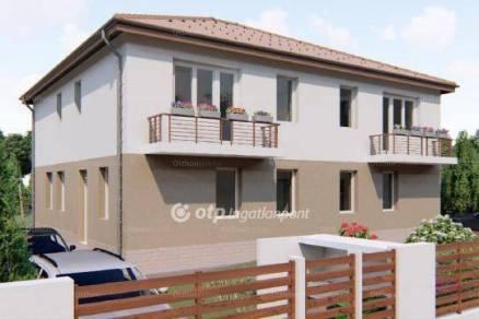 Eladó új építésű ikerház Vác, 3+2 szobás