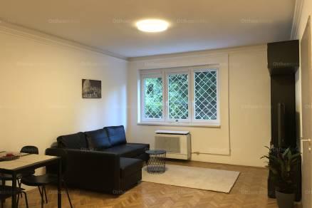 Budapesti kiadó lakás, Krisztinavárosban, Városmajor utca