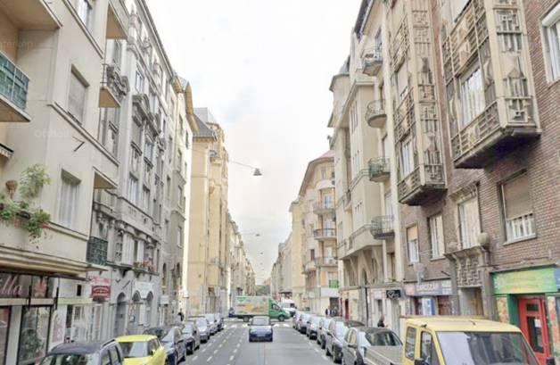 Budapest, XIII. kerület Pannónia utca 17.