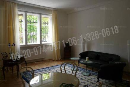 Budapest kiadó lakás Vízivárosban a Donáti utcában, 100 négyzetméteres