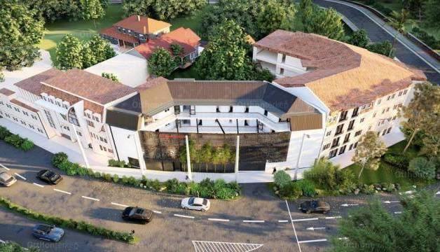 Eladó 3 szobás új építésű lakás Debrecen az Erzsébet utcában
