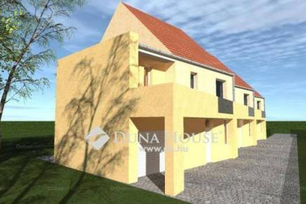 Debrecen eladó új építésű sorház