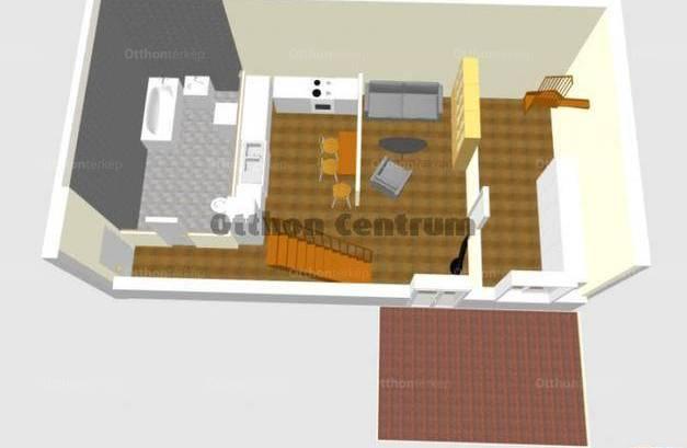 Eladó lakás Országúton, II. kerület Káplár utca, 2 szobás
