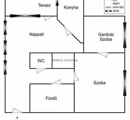 Lakás eladó Budapest, 70 négyzetméteres