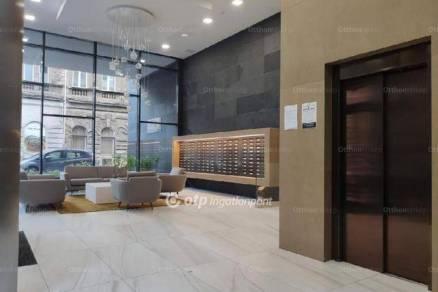 Budapesti új építésű eladó lakás, Terézvárosban, 1+2 szobás