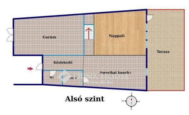 Sorház eladó Székesfehérvár, 123 négyzetméteres