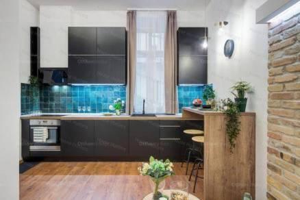 Budapesti új építésű lakás eladó, 41 négyzetméteres, 1+2 szobás