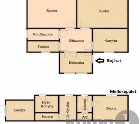 Eladó, Szeged, 2+1 szobás