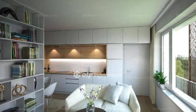 Budapest új építésű lakás eladó, 1 szobás