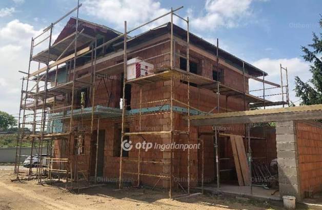 Budapesti új építésű eladó ikerház, Soroksár, 3+2 szobás
