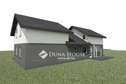 Eladó új építésű ikerház Szigethalom, 1+2 szobás