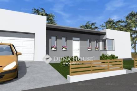 Eladó 2+2 szobás új építésű ikerház Dunaharaszti