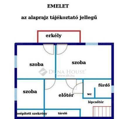 Eladó 4+3 szobás ikerház Erdőskertben, Budapest, Bagamér utca