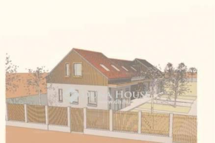 Őrbottyán eladó új építésű ikerház a József Attila utcában