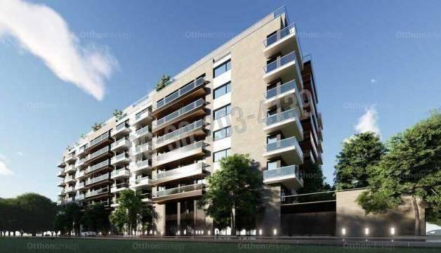 Eladó új építésű lakás Angyalföldön, XIII. kerület Béke tér, 3 szobás