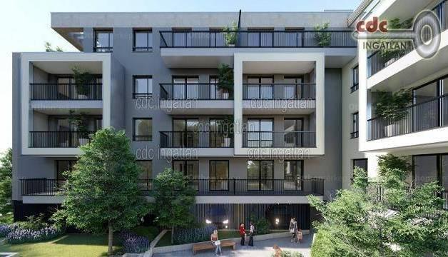 Budapest 4 szobás új építésű lakás eladó, Angyalföldön