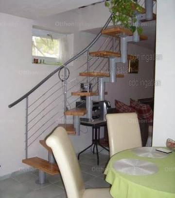 Eladó nyaraló Balatonederics, Radosi utca, 2 szobás