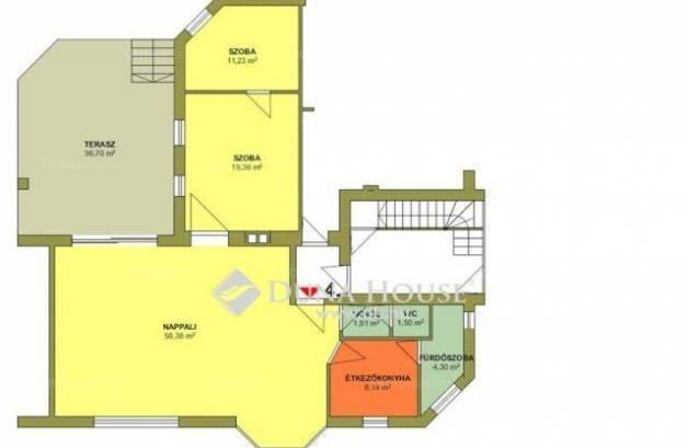 Eladó lakás Rákosszentmihályon, XVI. kerület Hermina út, 2+1 szobás