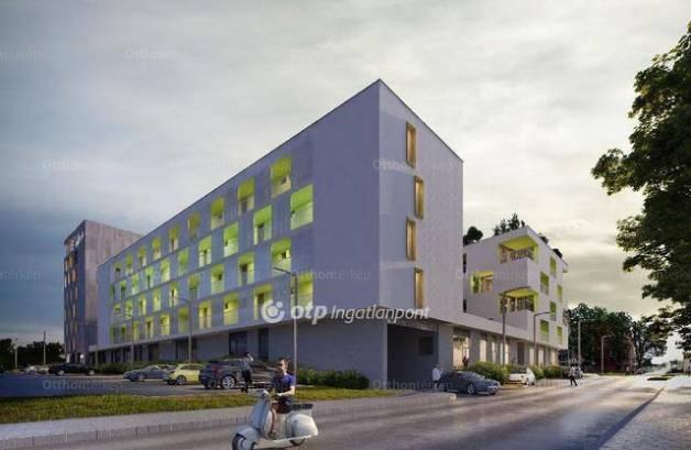 Eladó lakás Győr, 2+1 szobás, új építésű