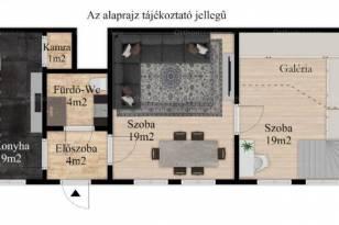 Eladó 2 szobás lakás, Terézvárosban, Budapest