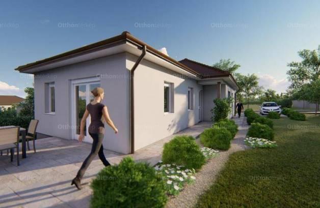 Győrszemere eladó új építésű családi ház