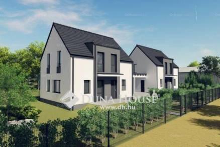 Pereszteg eladó új építésű ikerház