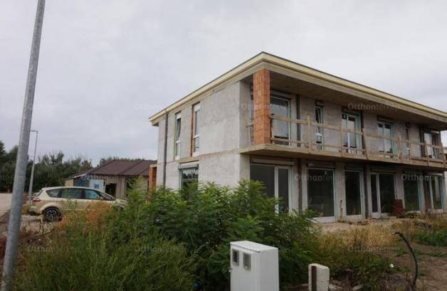 Új Építésű eladó sorház Szeged, 4 szobás