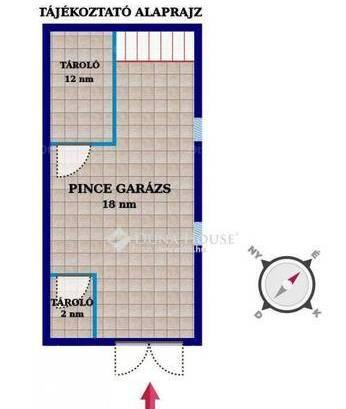 Ikerház eladó Diósd, 91 négyzetméteres