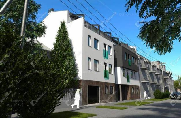 Szeged új építésű, 3 szobás