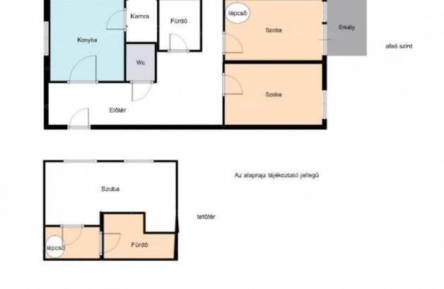 Lakás eladó Szeged, 90 négyzetméteres
