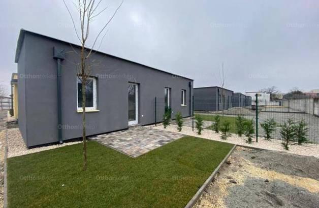Vecsés új építésű ikerház eladó, 4 szobás