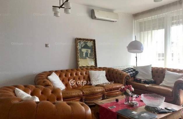 Budapesti lakás eladó, 75 négyzetméteres, 2+1 szobás