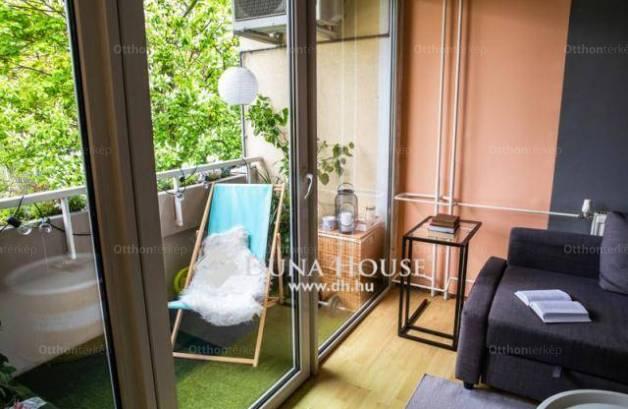 Eladó lakás, Budapest, Zöldmál, Zöldlomb utca, 1+2 szobás