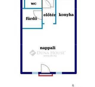 Eladó 1 szobás új építésű lakás Hajdúszoboszló