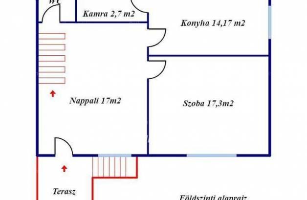 Eladó ikerház Sátoraljaújhely, 3+1 szobás