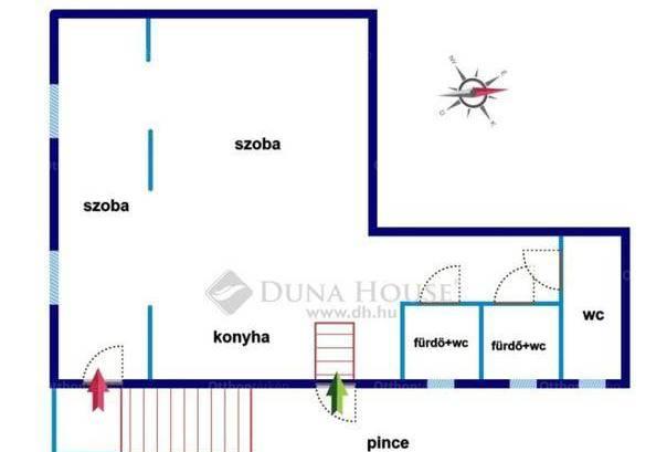 Eladó 7+2 szobás ikerház Megyeren, Budapest, Szondi utca