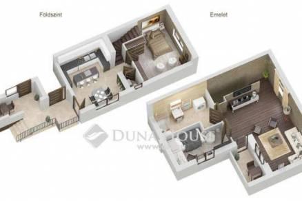 Nyergesújfalui, 2+1 szobás, új építésű