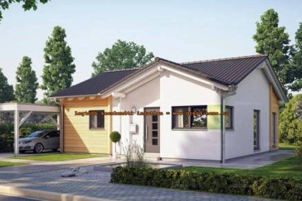 Kecskeméti eladó családi ház, 4 szobás, 74 négyzetméteres
