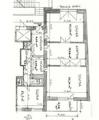 Eladó lakás, Budapest, Vízivárosban, 103 négyzetméteres