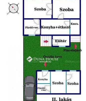 Kecskemét eladó családi ház