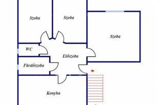 Eladó lakás Miskolc, 1+2 szobás