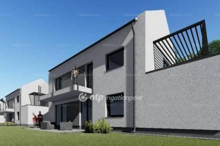 Pécs ikerház eladó, Meredek dűlő, 1+3 szobás, új építésű