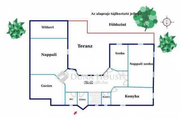 Kiadó családi ház Budaörs, 7+1 szobás