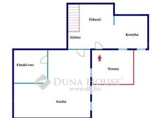 Ikerház eladó Szentendre, 120 négyzetméteres