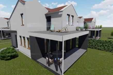 Mórahalom eladó új építésű családi ház