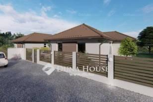 Üllő eladó új építésű ikerház