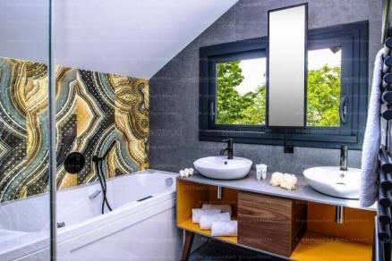 Szentendre új építésű ikerház eladó, 5 szobás