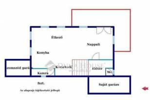 Budapest, ikerház eladó, Ganzkertváros, 1+3 szobás, új építésű